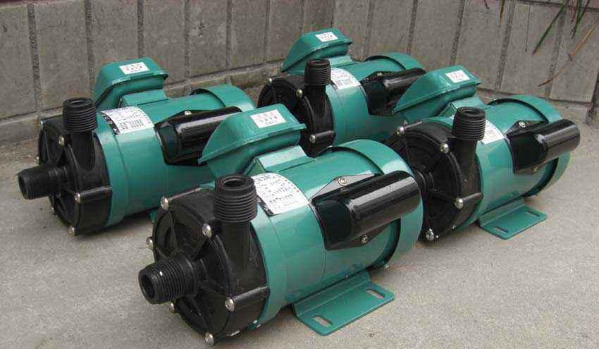 微型防腐磁力泵